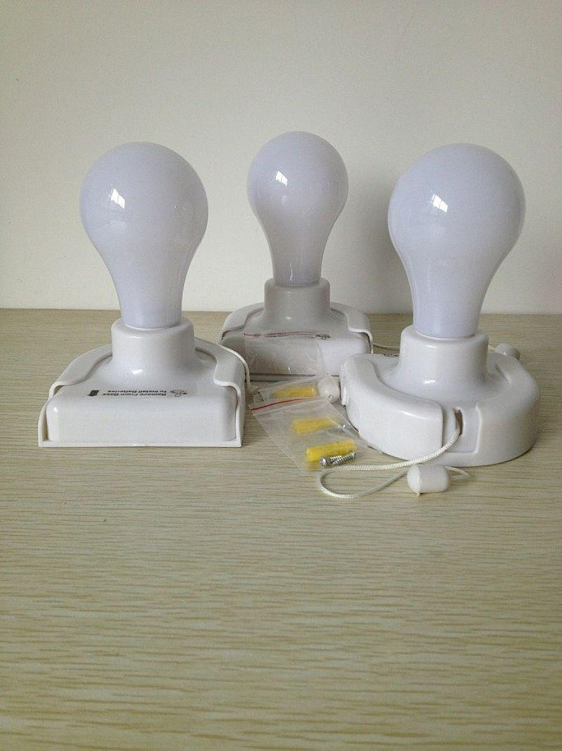 Lampadas e iluminacao-a luz que acende em qualquer lugar!