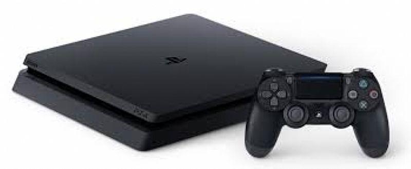 Playstation 4 slim sony 500gb ps4 bivolt novo lacrado.