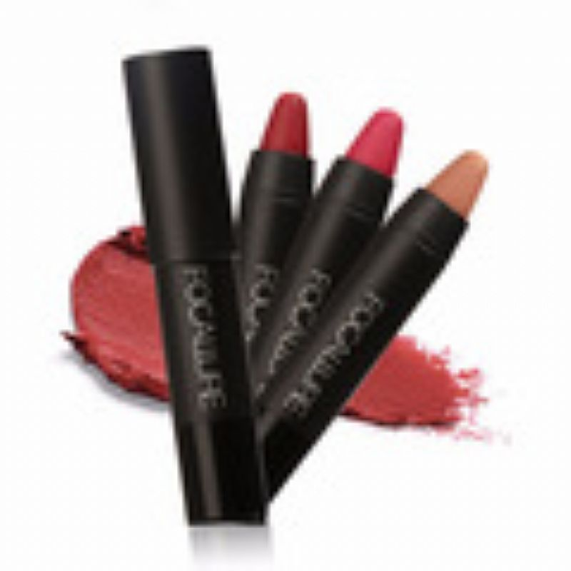 Focallure alta qualidade batom de longa duracao facil de desgaste à prova d água cosmeticos labios maquiagem nude