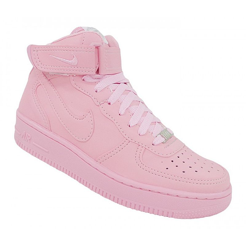 Tênis feminino nike air force 1 rosa