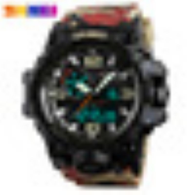 c2f4f4ff910 Skmei camuflagem do exercito militar led relogios de pulso relojes homens  digitais esportes relogios relogio masculino