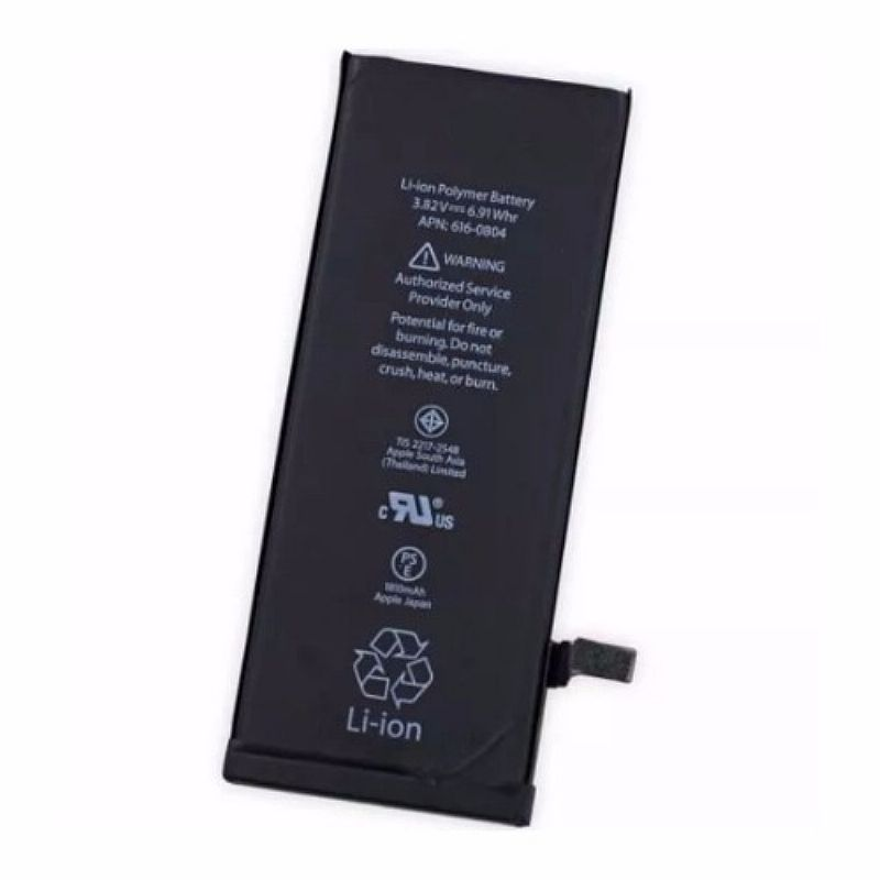 Bateria apple iphone 6 original 4, 7   kit ferramentas