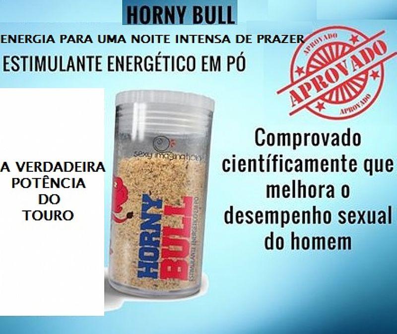 Horney bull / estimulante sexual masculino - o famoso tesao de touro.