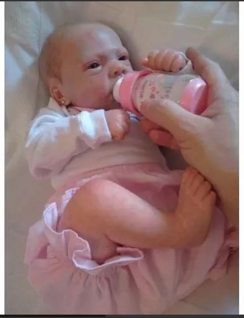 Linda bebe reborn
