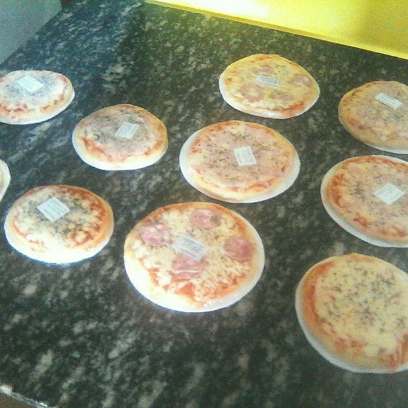 Kit de pizza brotinho com 20cm