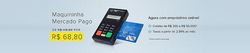 Maquina cartao mercado pago zap 079999523816