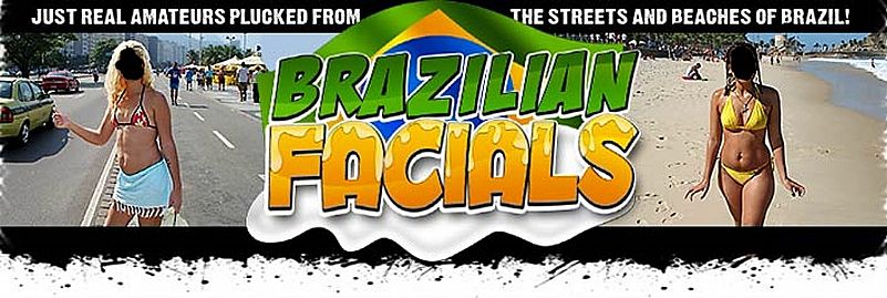 Brazilian facials collection