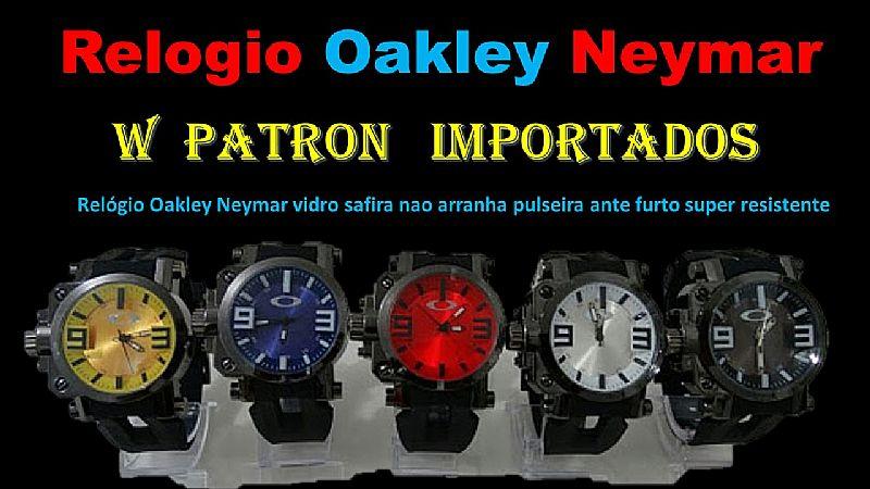 Relogios oakley -51  98455-9303
