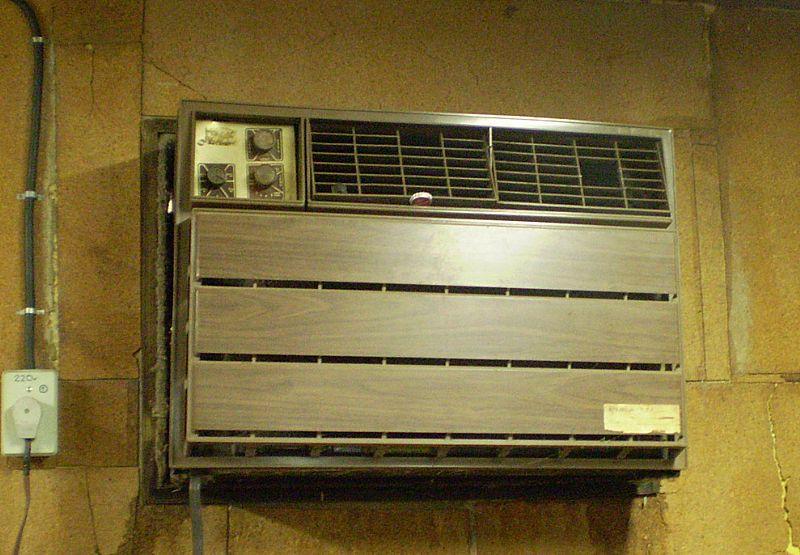 Ar condicionado antigo springer.- 282 -