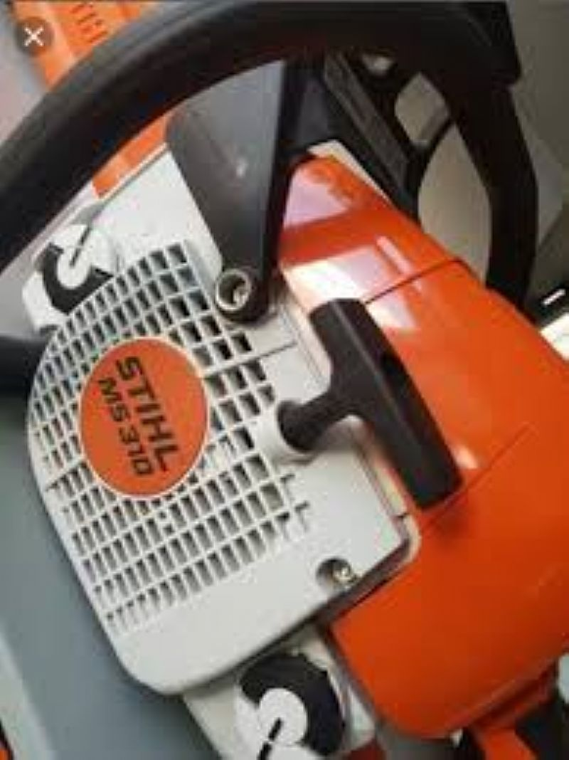 Motosserra stihl ms 310 na caixa sem uso