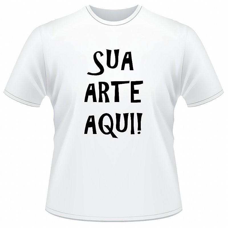 Camisetas personalizada com foto logo imagem