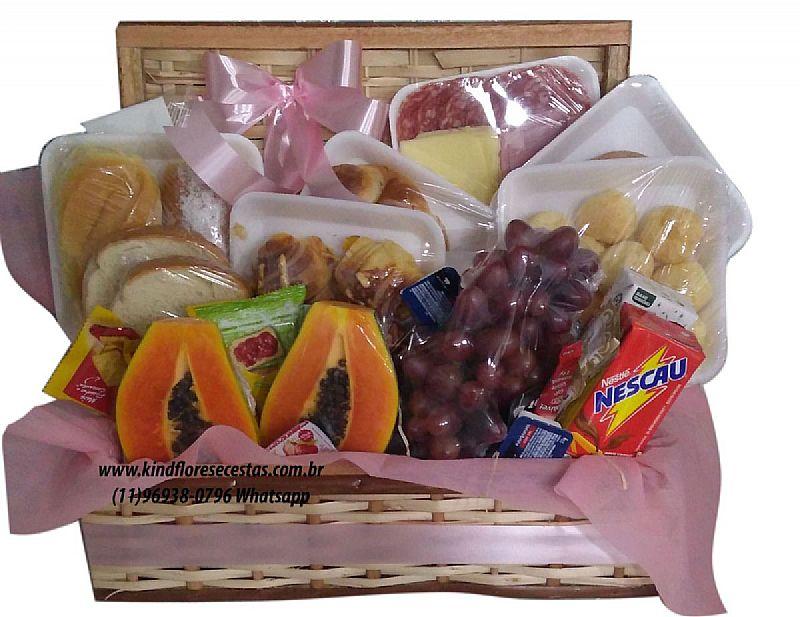 Cestas de café da manhã na chacara santo antonio (11)2361 5884