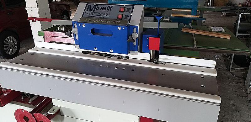 Refilador de bordas mrf1000 semi novo com polidor