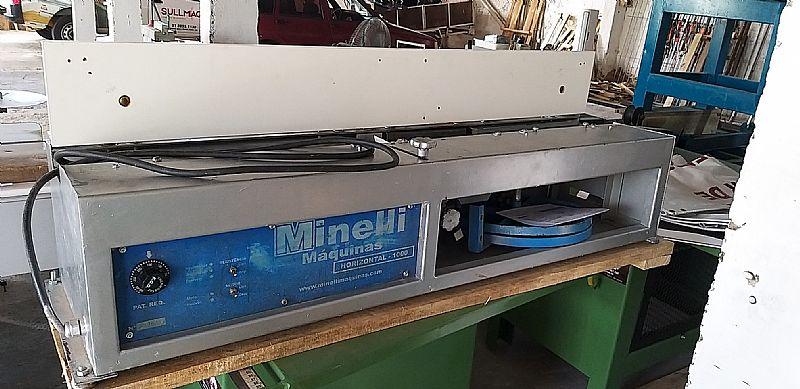 Coladeira de bordas h1000 minelli reformada