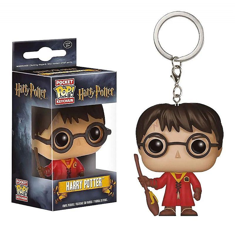 Harry potter - chaveiro funko pop keychain