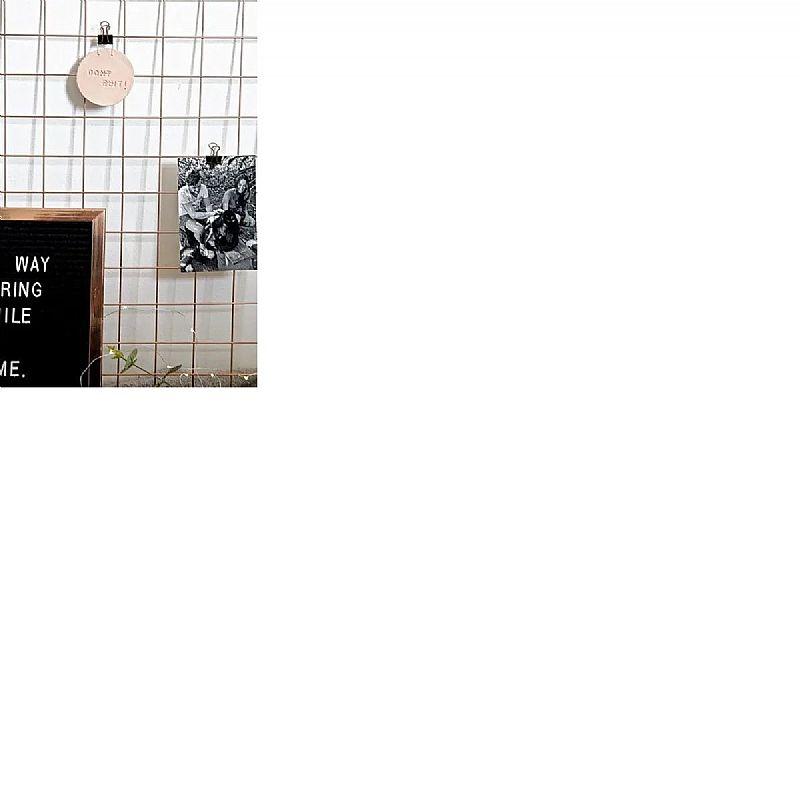 Memory board grade de fotos com prendedores 45x65 dourado fabricante fwb marca fwb