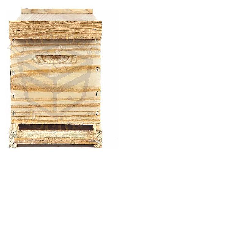 Caixa nucleo isca abelha europeia  marca loja das abelhas  modelo apn