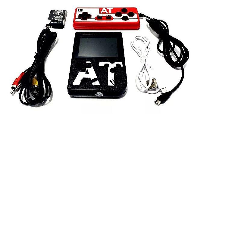 Minigame video game portatil console nintendo 8bit 400 jogo  marca importado modelo game box