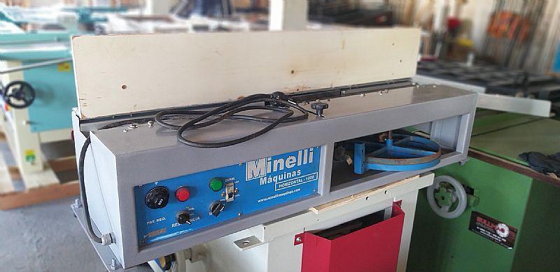 Coladeira de bordas minelli h1000