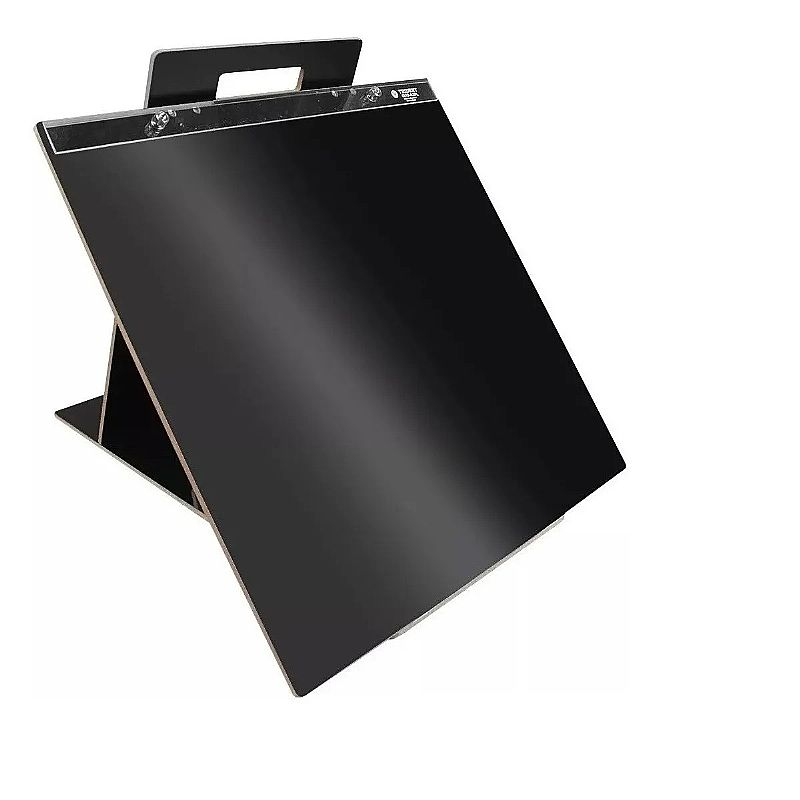 Prancheta a3 portatil articulada c/ alca trident black marca trident modelo 4819-a3pl