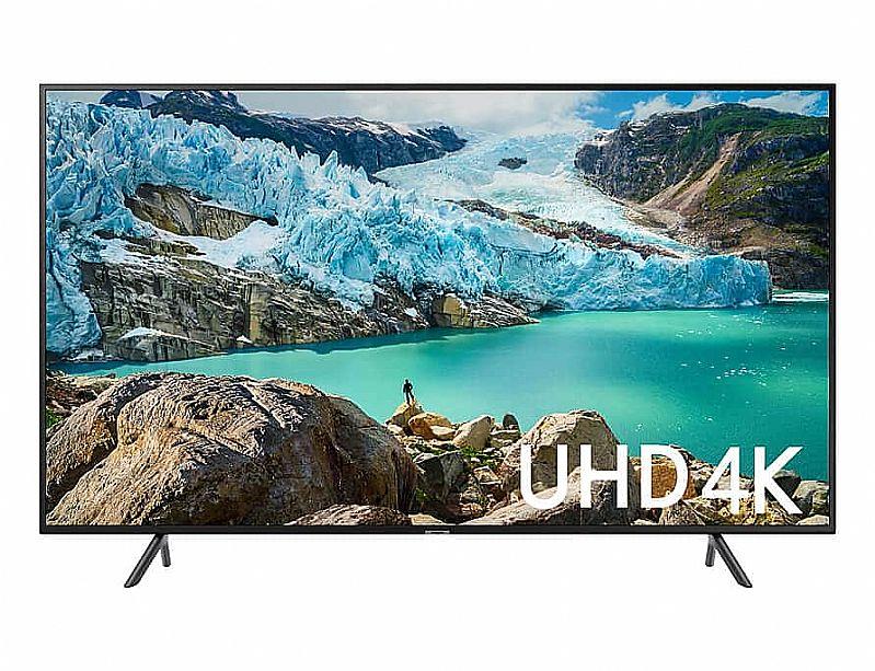 Tv smart 55 polegadas samsung ru7100