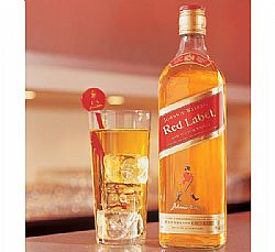 Whisky Johnnie Walker - Red Label - Londrina e Regiao