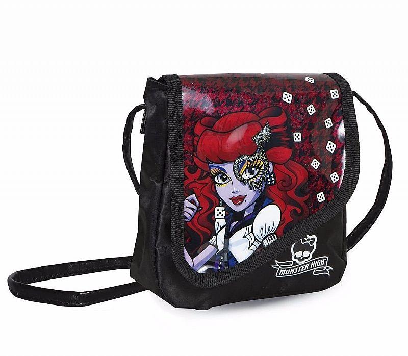 Kit Com 3 Bolsas Monster High Cleo; Operetta; Skullete
