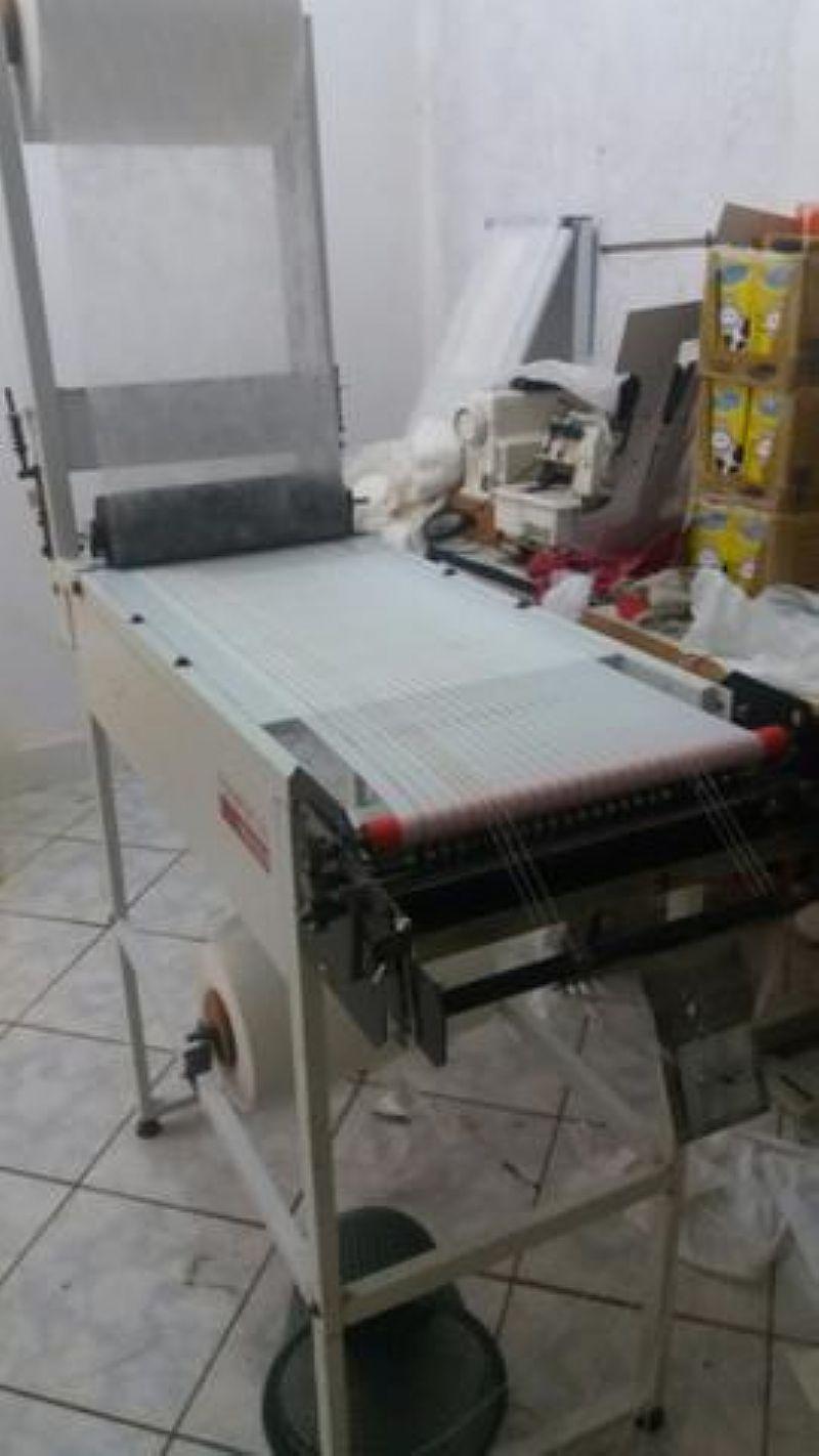 Maquina para fabricar fraldas Compacta fralda