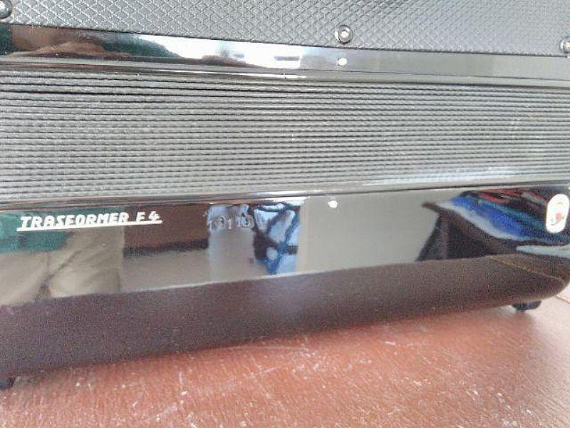 Acordeon Giulietti F4 Transformer 4ª de voz