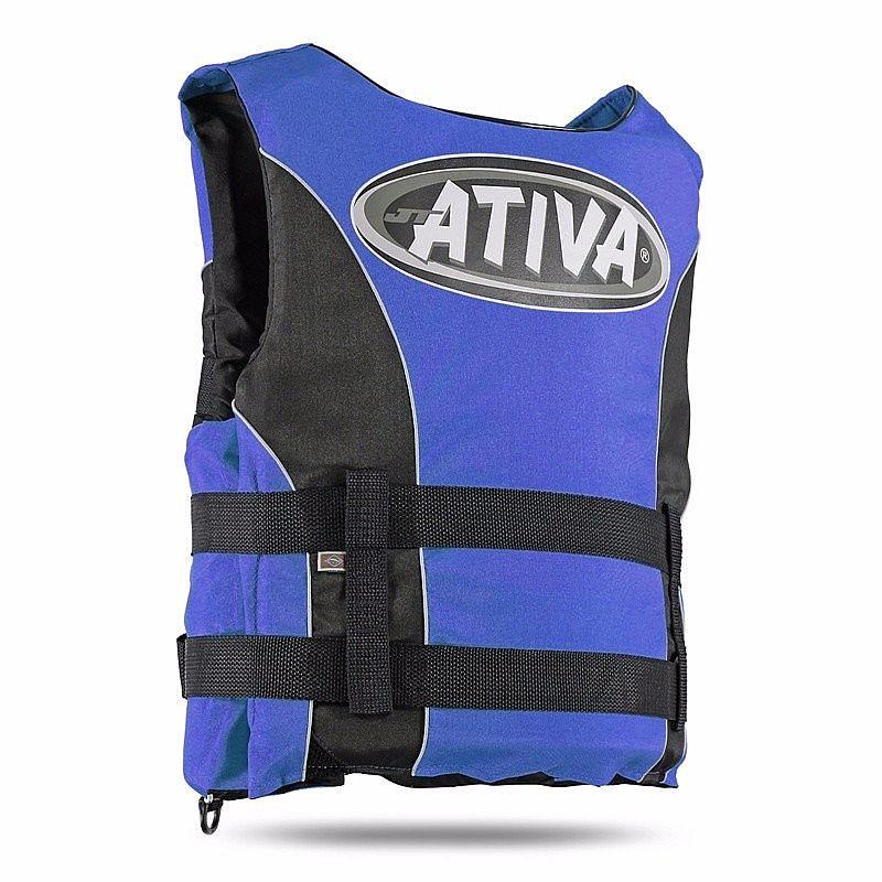 Colete Salva Vidas Esportivo Classe V Homologado Azul P