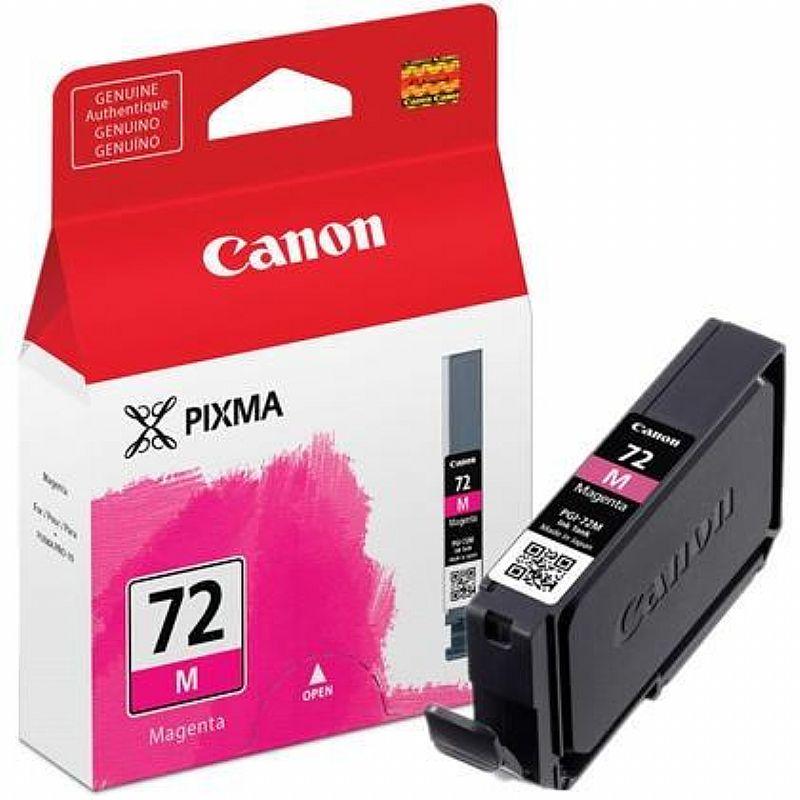 Cartucho Canon Pgi-72m Magenta Para Impressora Canon Pixma