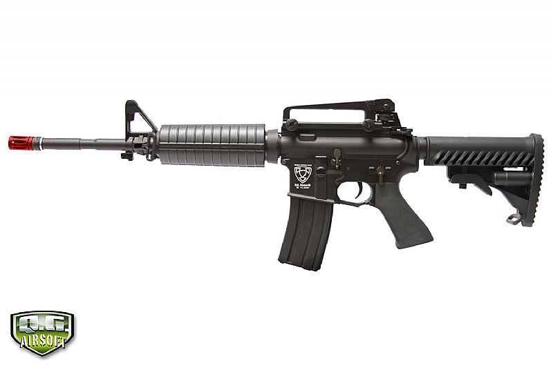 Rifle Airsoft AEG da APS M4A1 Full Metal Blowback