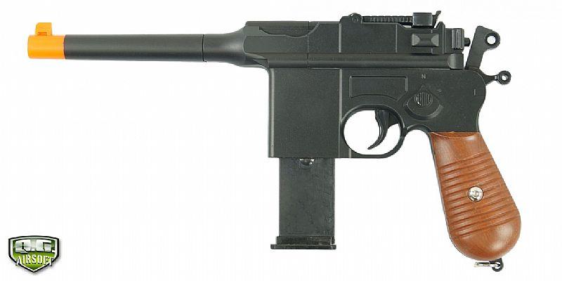 Pistola Airsoft Galaxy G12 Full Metal - SPRING