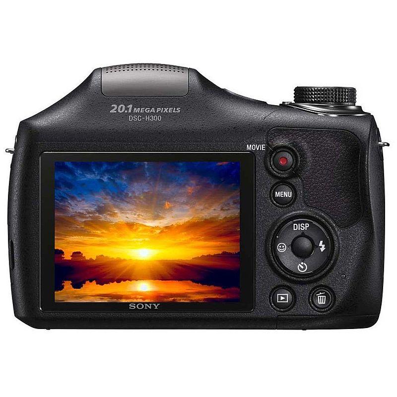 Camera Digital Sony Cyber-shot Semi-profissional   Cartao