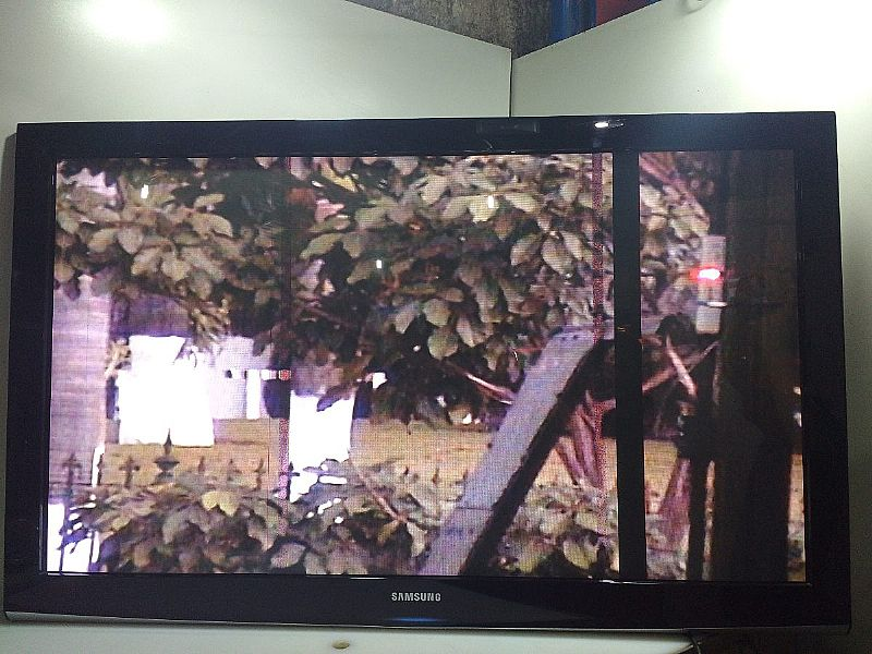 Tv Samsung 50 Plasma Pl50a450p1 - No Estado Com Defeito