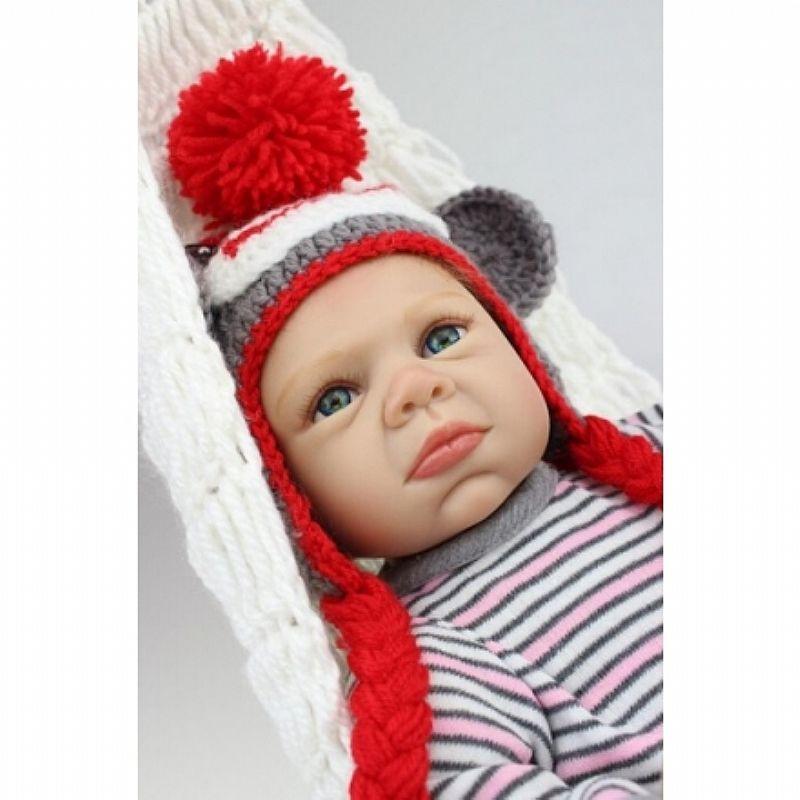 Bebe Reborn Ricardo - 50 cm