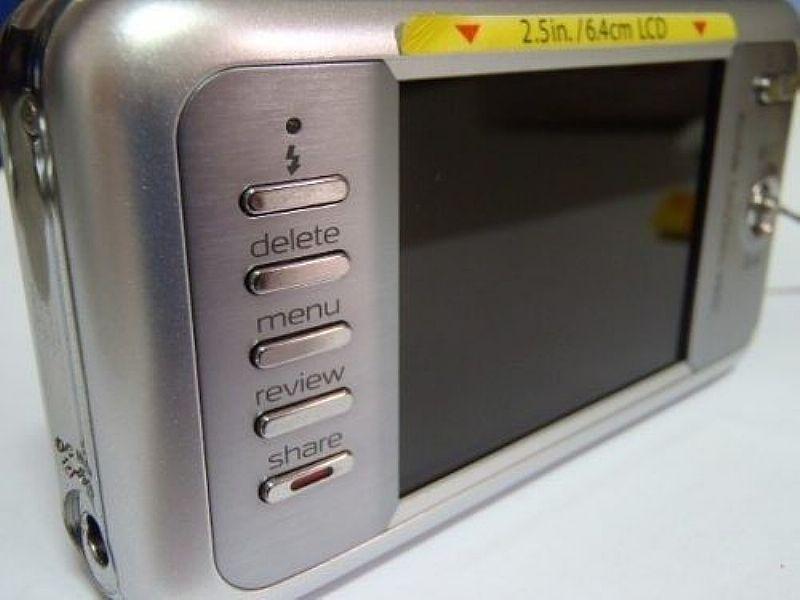 Camera Digital Kodak Easyshare V803 (temos Loja Fisica)