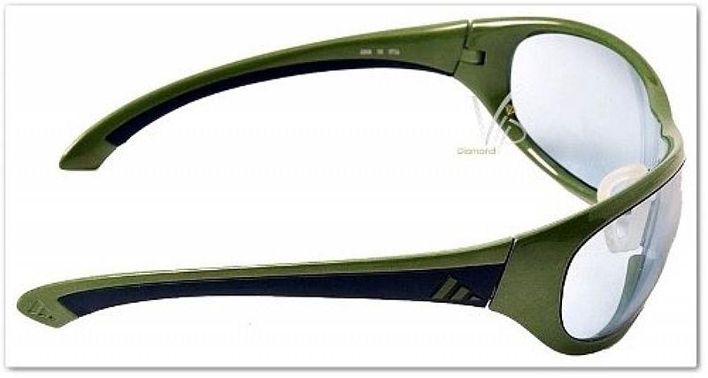 e284c6213 ... Foto 2 Óculos De Sol Adidas Masculino Verde Cinza Novo Original