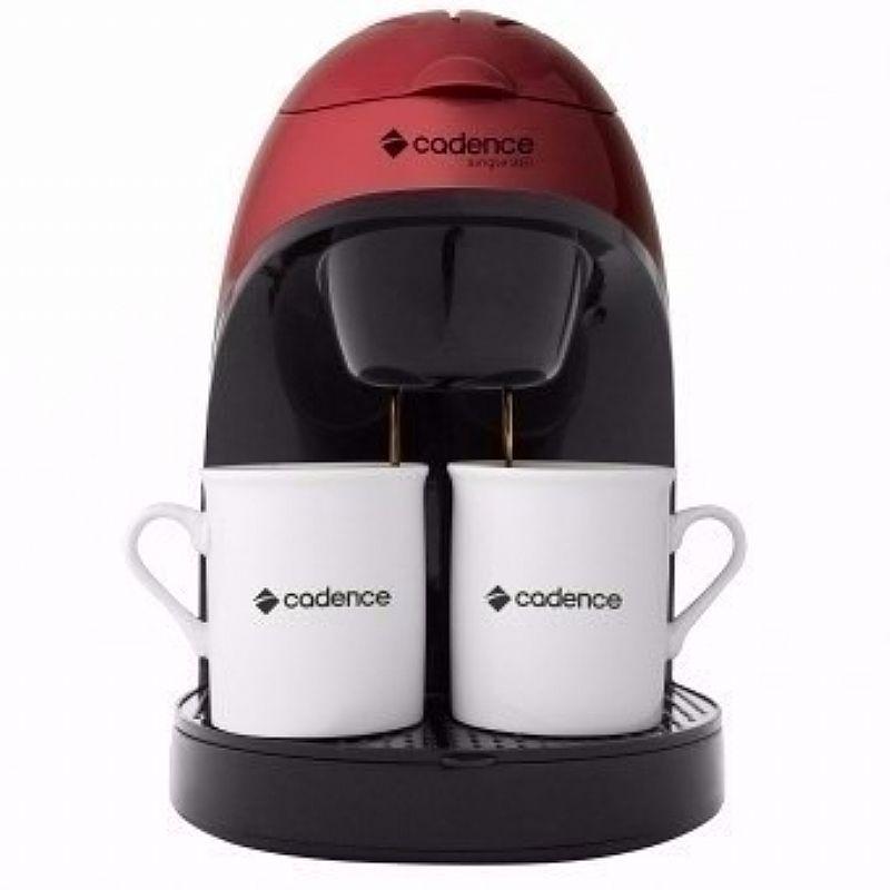 Cafeteira Single Eletrica Filtro Caf111 Cadence   2 Xicaras