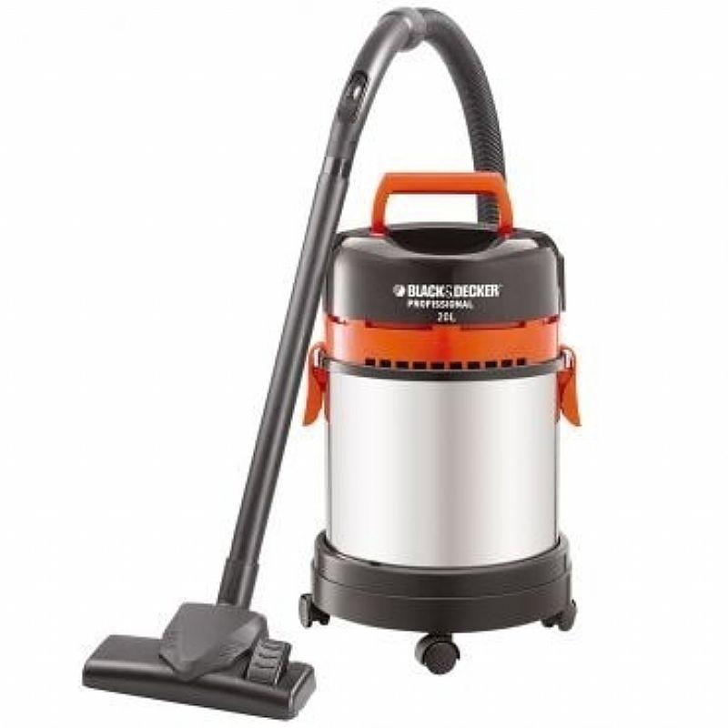 Aspirador Água Po Eletrico Profissional Black&decker 110v