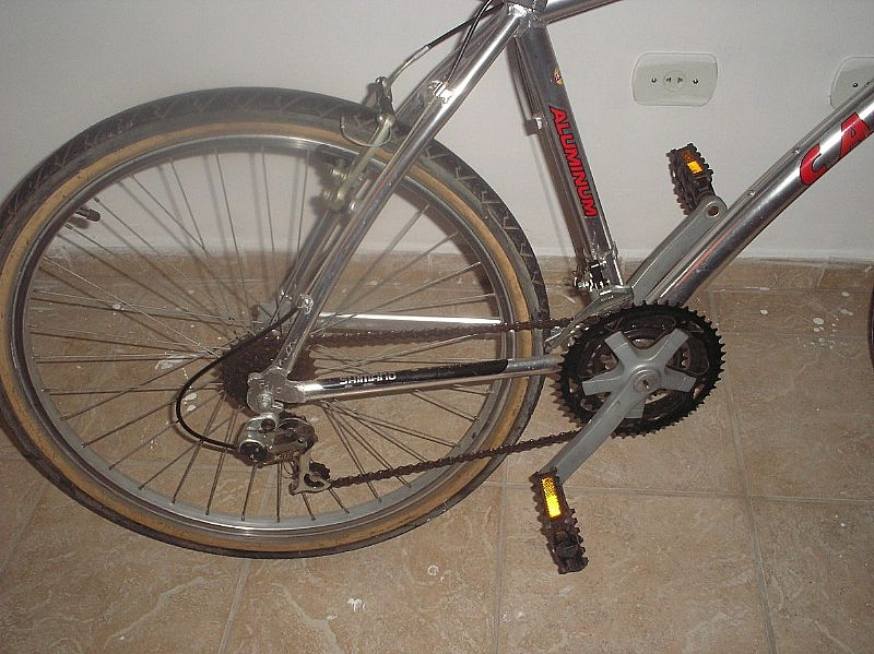 Bicicleta Aluminio Caloi Aro 26 18 V