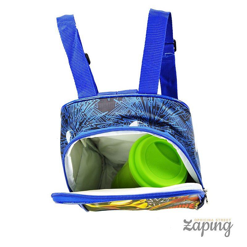 Mochila lancheira termica escolar clio style kids pm5337
