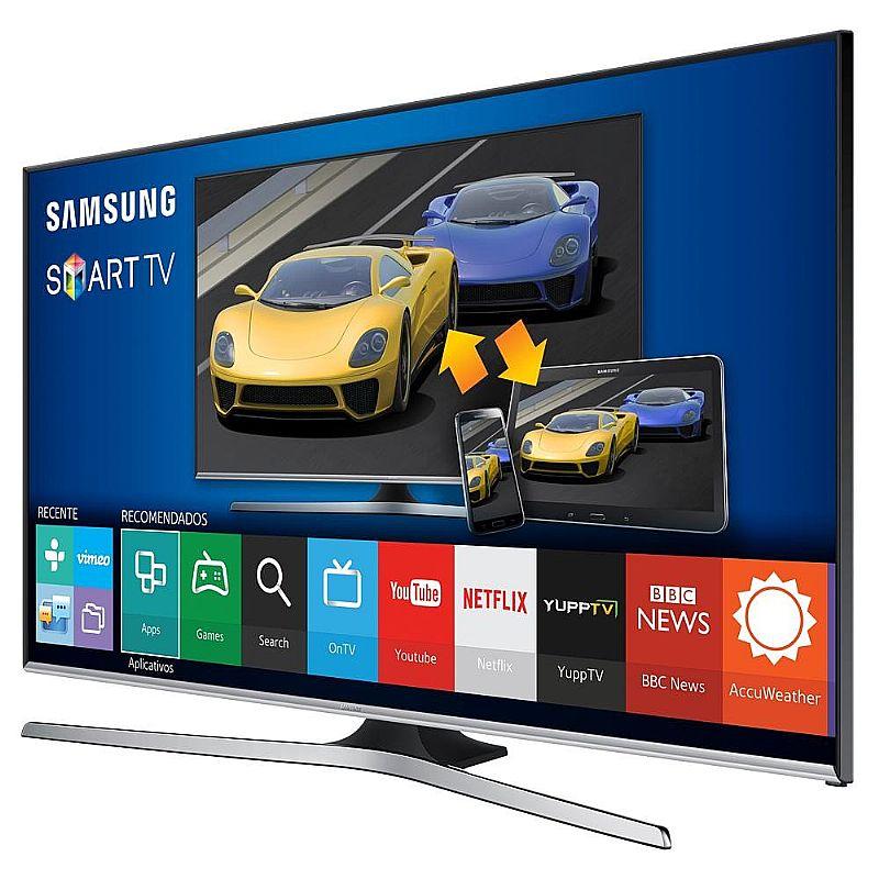 Smart Tv Led 55 Full Hd Samsung 55j5500 Wi-fi S Hdmi E Us