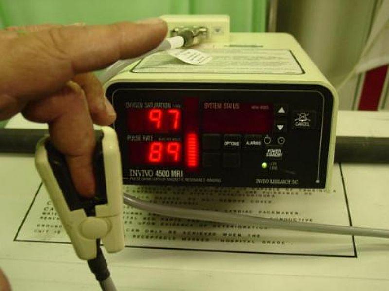 Sensor para oximetro invivo,    modelo 4500mri - fibra otica - ressonancia magnetica