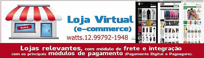 sites e lojas virtual