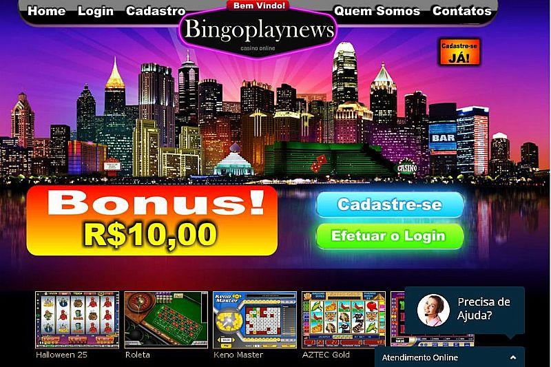 Script PHP Bingo Online