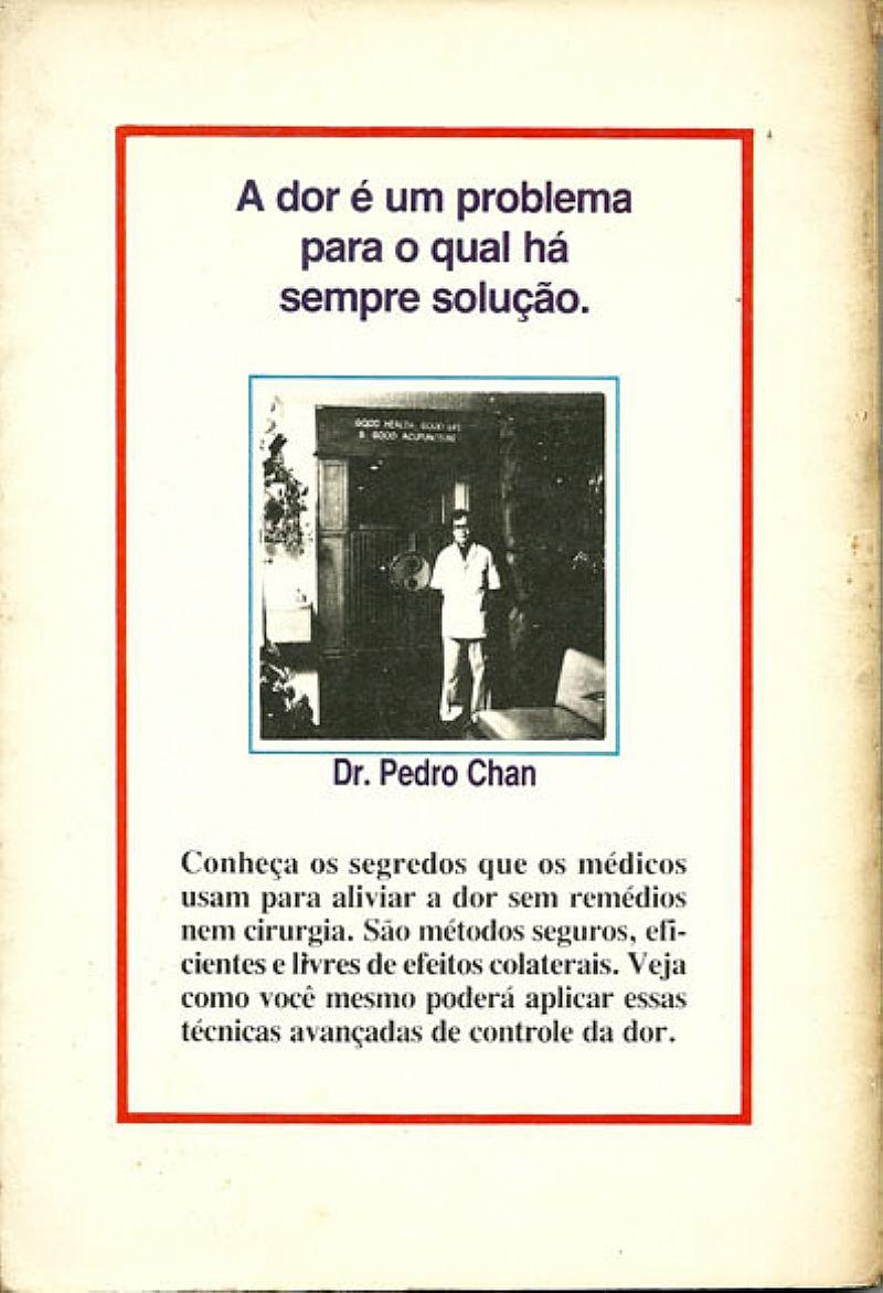 Venca a Dor Com Do-In,  Dr. Pedro Chan