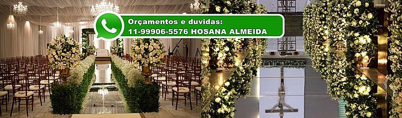 Passarela espelhada para passagem da noiva Tapete espelhado