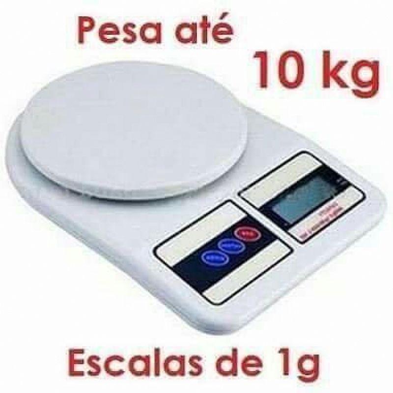 Balanca Digital Eletrônica De Precisao 10kg Dieta E Cozinha