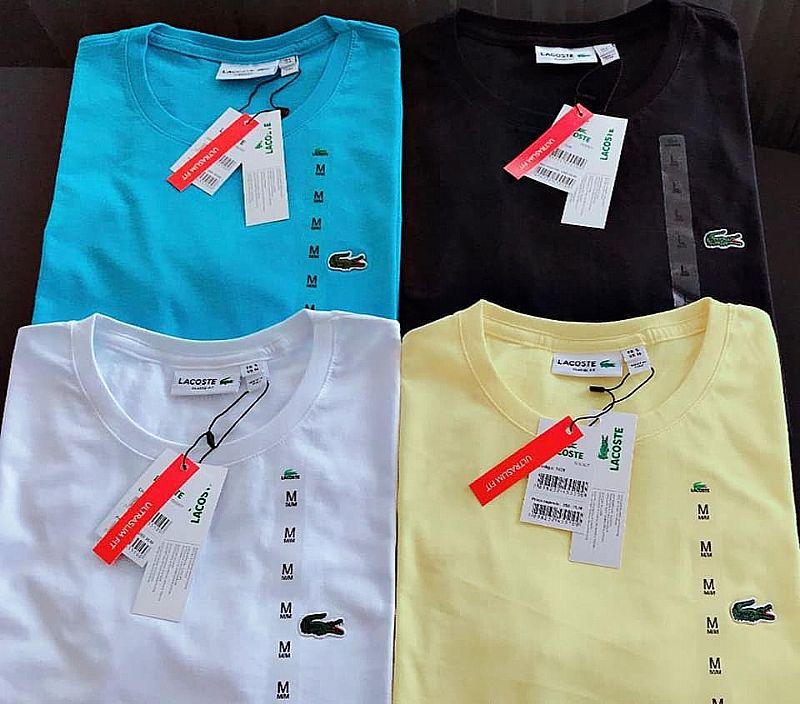 Kit 30 camisas peruanas camisetas masculinas atacado